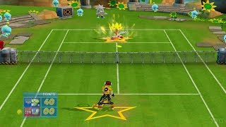 Sega Superstars Tennis PS2 Gameplay HD (PCSX2)