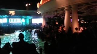 david guetta live xs nightclub las vegas aug 30 2014