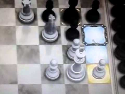 Wtf Moment In a person v.s computer chess game -_-
