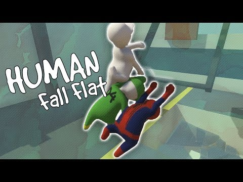 WE GOT THE HANG OF IT!!! | Hilarious Human Fall Flat with The Crew