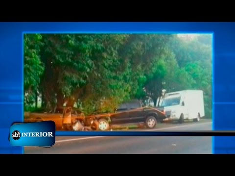 Acidente na BR-153 mata quatro pessoas na região de Rio Preto