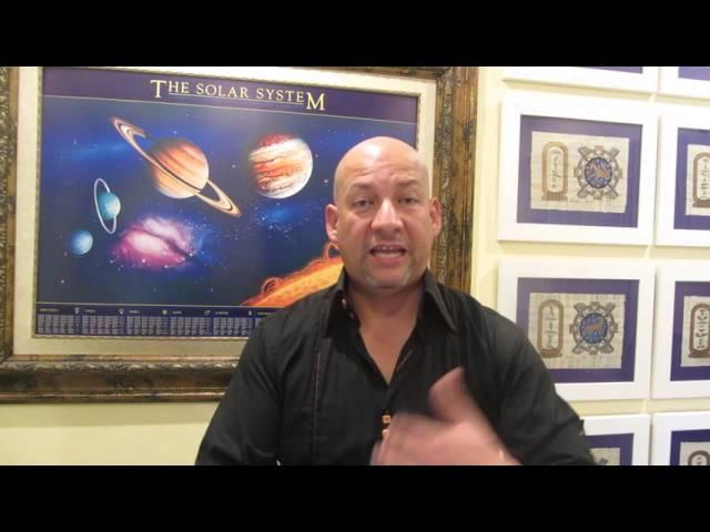 Astrologo Carlos Javier Aranzales, Presentacion Oficial