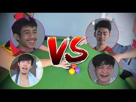 Battle Royale สนุ๊กเกอร์ แพ้กินพริก !