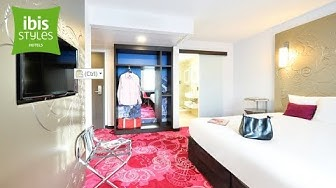 Discover ibis Styles Geneva Station • Switzerland • creative by design hotels • ibis