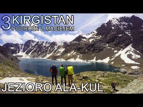 Kirgistan - Jezioro Ala-Kul (3/11)