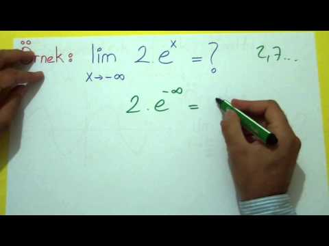 Limit 3 Şenol Hoca Matematik