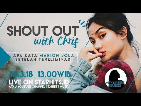 Music Stasion! Shout Out w/ Chris & Marion Jola