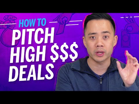 How to Pitch Your First High Ticket Sale