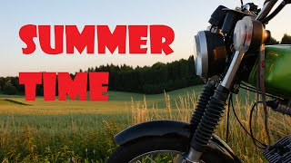 Summer Time ㋡ | GoPro | July 2015 | Simson By Mario | HD |