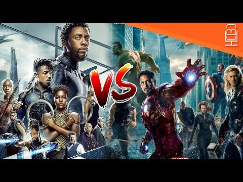 Black Panther Box Office set to TAKE DOWN The Avengers