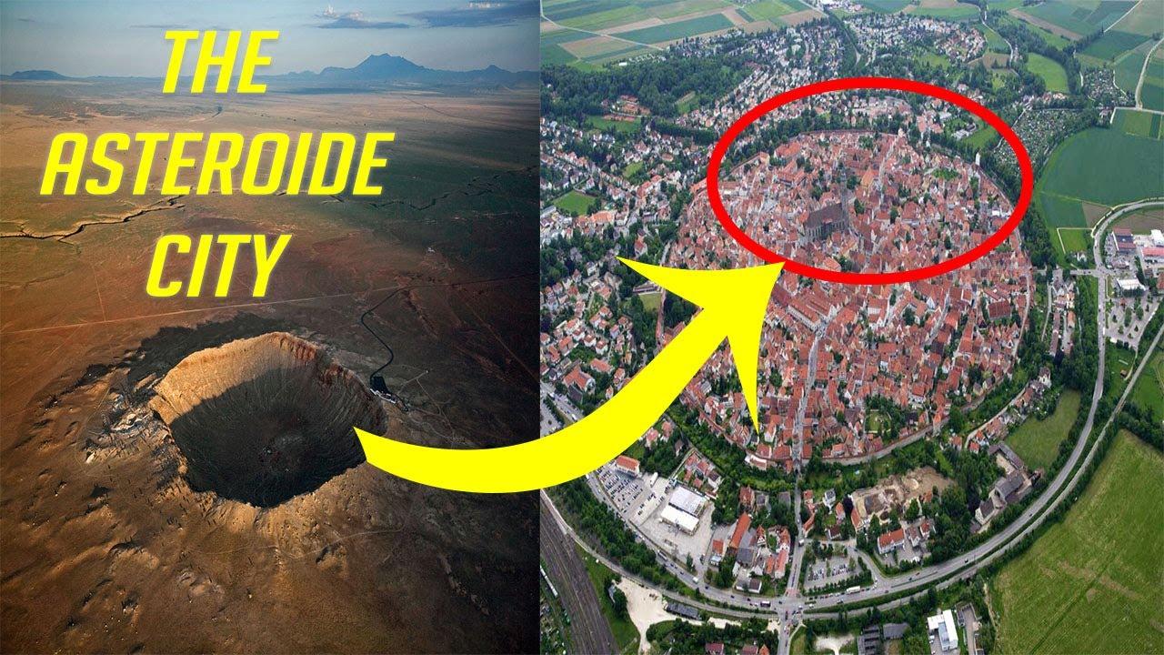 Meteorit Deutschland