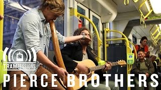 The Pierce Brothers - Flying Home | Tram Sessions