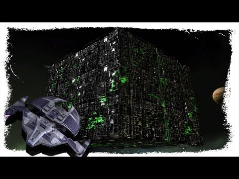Startrek War: Dominion Vs The Borg