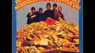 status quo green tambourine (picturesque matchstickable messages).wmv
