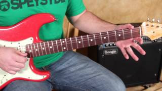 Link Wray - Rumble - Easy Rockabilly Guitar Lesson