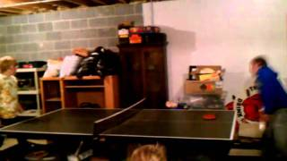Ping pong ding dong camel toe