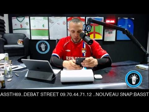 Diffusion en direct de Bassem Braiki Official Street
