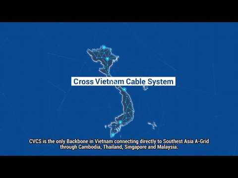 CMC Telecom officially launched the first Southeast Asia's cable route and the third data center