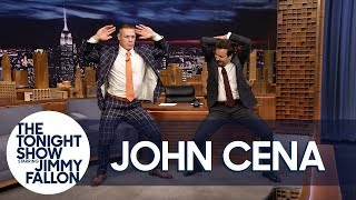 Jimmy Teaches John Cena Madonna's