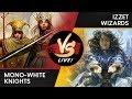 VS Live! | Mono-White Knights vs Izzet Wizards | Guilds of Ravnica Standard