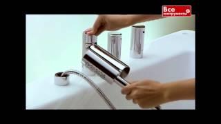 Встраиваемый смеситель для ванны ORAS Alessi Dot 8650(Встраиваемый смеситель для ванны ORAS Alessi Dot 8650 Ссылка на товар: ..., 2012-06-26T13:35:09.000Z)