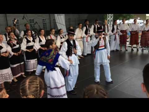 Hkud Vilim Cecelja Salzburg - Fest der Volkskulturen Salzburg 2016 Teil 2