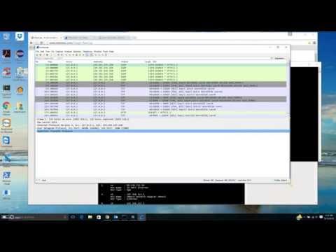 websocket monitoring with wireshark in 3 min