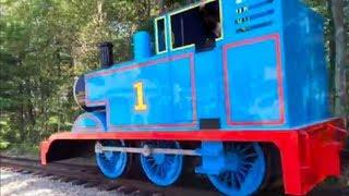 Thomas and Friends Trains  at Thomas Land  USA Thomas y sus Amigos