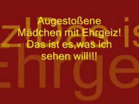 P!nk-Stupid Girls Deutsche Überstzung