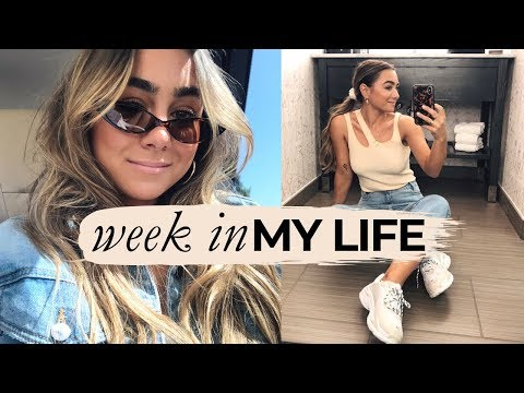 WEEK IN THE LIFE OF A SOCIAL MEDIA MANAGER | Julia Havens