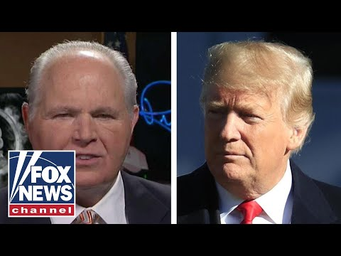 Rush Limbaugh explains the Trump phenomenon