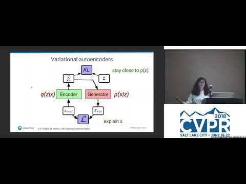 CVPR18: Tutorial: Part 3: Generative Adversarial Networks