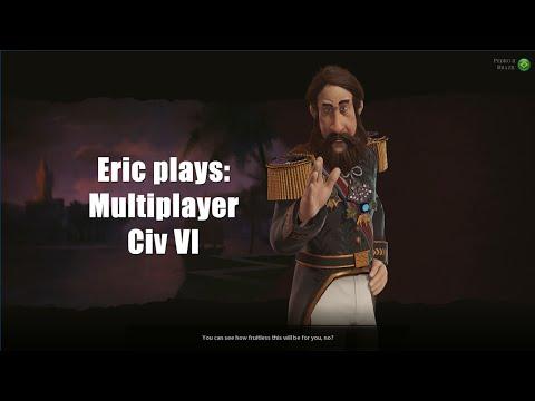#ExtraLife: Eric Plays Multi Player Civ VI 20210311 |