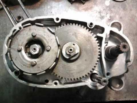 Собираем двигатель V501M
