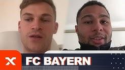 """""""In Sachen Solidarität vorangehen"""" - Joshua Kimmich über den Gehaltsverzicht   FC Bayern   SPOX"""