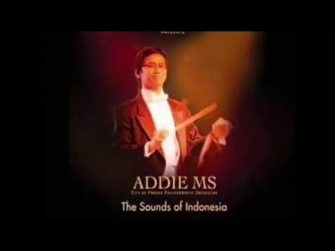 The Sound of Indonesia Full Album 1 by Addie MS - Instrumental Lagu Daerah Nusantara