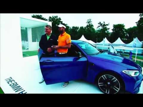 2016 BMW PGA Championship - Scott Jamieson wins BMW M2