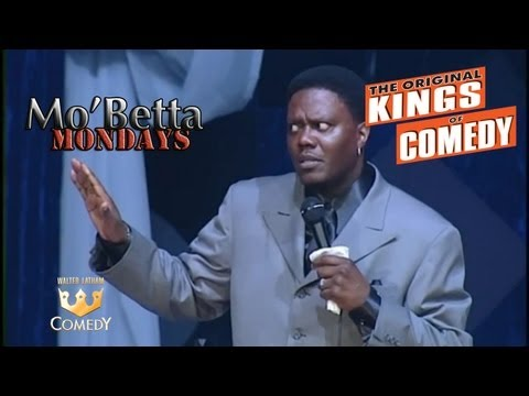 "Bernie Mac ""SCARED OF HIS WOMAN"" Kings of Comedy Now on Hulu"