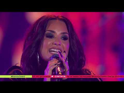 Demi Lovato - Tell Me You Love Me (Live at Premios Telehit 2017) - November 8