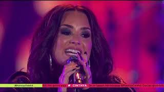 Baixar Demi Lovato - Tell Me You Love Me (Live at Premios Telehit 2017) - November 8