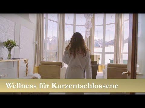Wellness für Kurzentschlossene | Hotel Der Lärchenhof