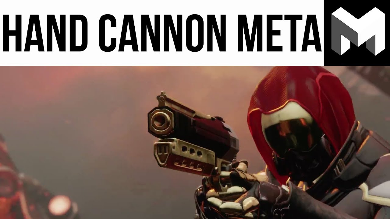 Best Kinetic PVE Hand Cannon? - Destiny 2 Message Board ...