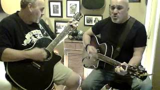 Take It On The Run  REO Speedwagon Cover by the Miller Brothers