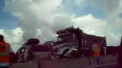 I-95 Car Accident; Brevard, Florida
