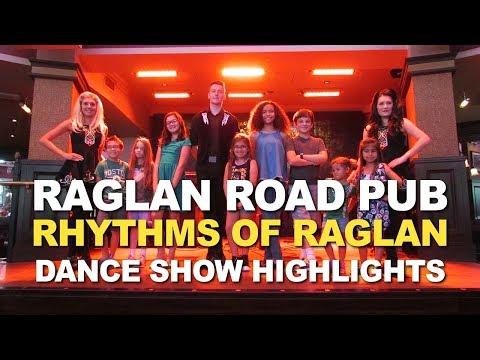 Rhythms of Raglan - Raglan Road Pub Irish Step Dance show - Disney Springs