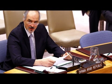 Mosaic News - 07/19/12: Russia and China Veto UN Resolution on Syria for the Third Time