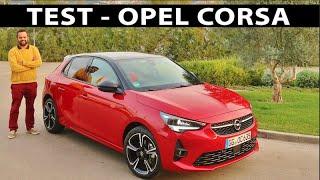 Yeni Opel Corsa Test Sürüşü   Yakında Türkiye'de