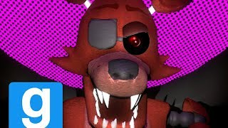 THIS WAY SCARIER THEN I THOUGHT!!! || Garry's Mod - FNAF: Freddy Fazbear Pizzeria Map