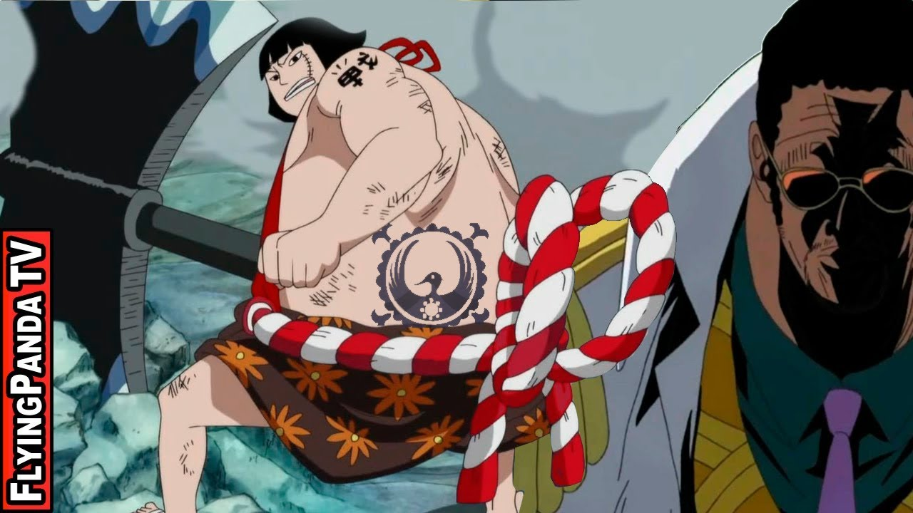 Flyingpandatv One Piece Theories The Sumo Sentomaru From Wano Kizaru S Past And Children Of Wano One Piece Chapter 912 Seo Cookware