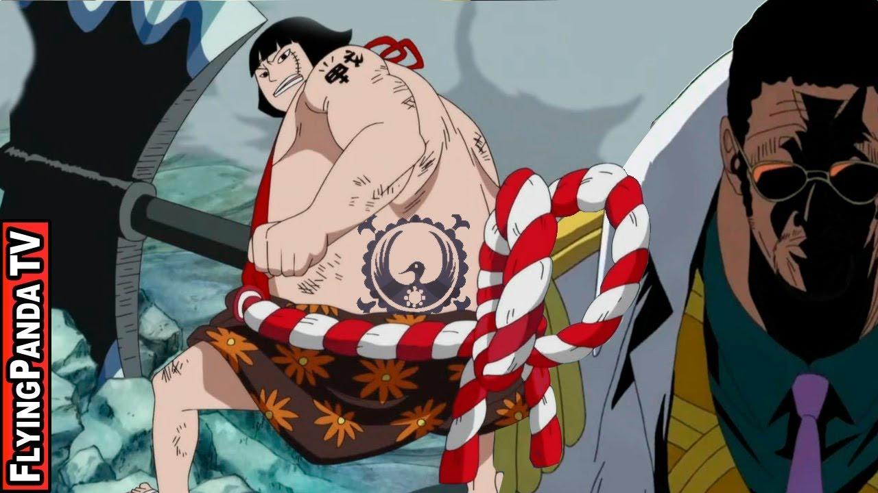 Flyingpandatv One Piece Theories The Sumo Sentomaru From Wano Kizaru S Past And Children Of Wano One Piece Chapter 912 Seo Cookware